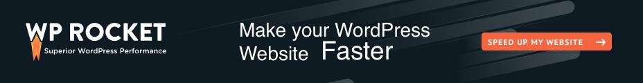 wp rocket plugin cache wordpress